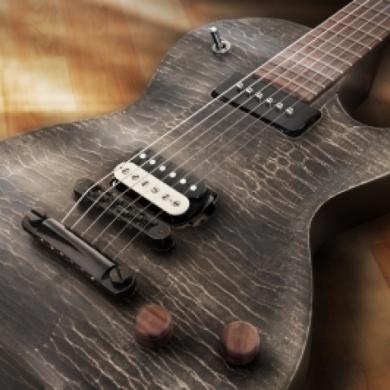 Rockové kurzy - elektrická kytara I: Spojování power akordů