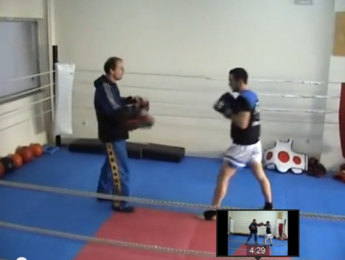 Kurz kickbox - KICK BOXING TRAINING